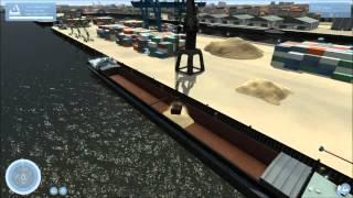 Schiff-Simulator 2012 Gameplay HD