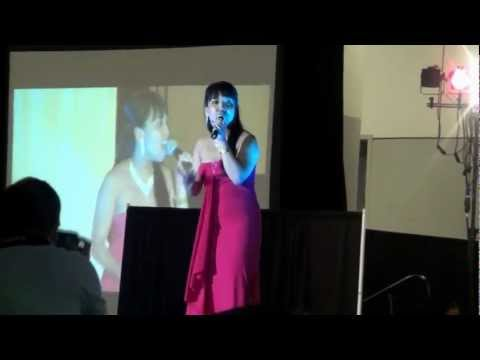 I Am Changing (Candace Santos) TFCKat Eastern Canada Finalist at Metro Convention Centre