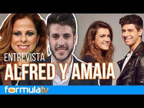 OT 2017: Amaia y Alfred valorados por cantantes y participantes de Eurovisión