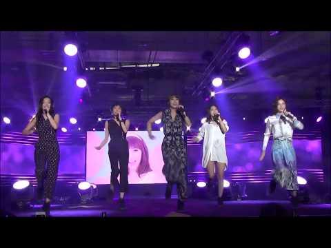 20171104 CGC夢幻星球女孩時尚派對-Popu Lady(演唱部分)