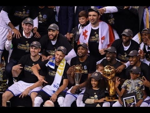 2017 Golden State Warriors 'The Journey to NBA Champions'