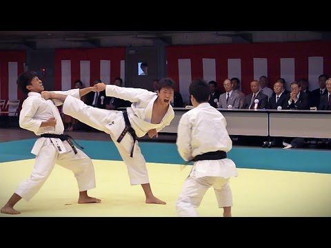 Explosive Karate - Tokyo Budokan Reopening Events 2012
