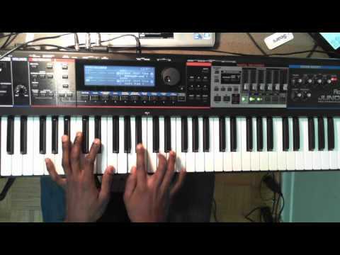Overcome- Desperation Band - (Piano Solo)