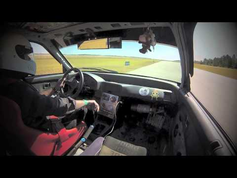 TRACK DAY: VTEC B16a Civic sedan at the F.I.R.M.