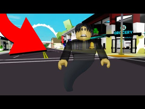 How To Become A GHOST in Roblox BrookHaven
