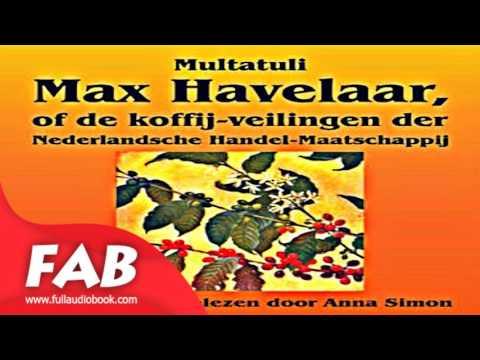 Max Havelaar Part 1/2 Full Audiobook by MULTATULI by Literary Fiction Audiobook