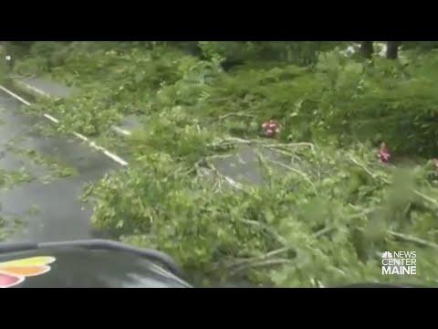 Confirmed tornado touchdown on Cape Cod | newscentermaine com