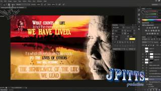 Nelson Mandela Tribute (SpeedArt) JPittsProductions
