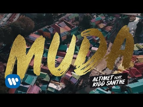 Altimet - Muda (feat. Kidd Santhe) [Official Music Video]