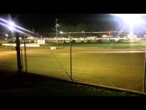 Brownstown Speedway Modified feature part 2/2