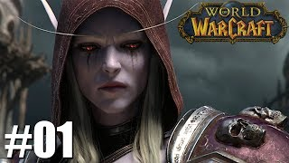 World of Warcraft #01 – Dęr Start ins Abenteuer [Lets Play] WoW