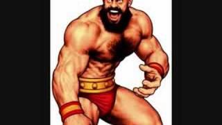 Street Fighter Tribute Album Theme Of Zangief