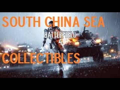 Battlefield 4 - South China Sea Collectibles Dog Tags / Weapon Locations Guide