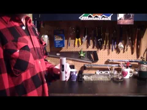 How To Use The Arizer Air Dry Herb Vaporizer