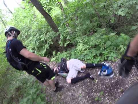 Palos Hills Mountain Biking Accident