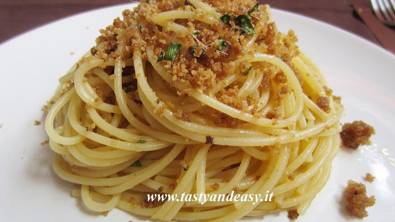 Spaghetti aglio e olio, ricetta - Cucinare Meglio