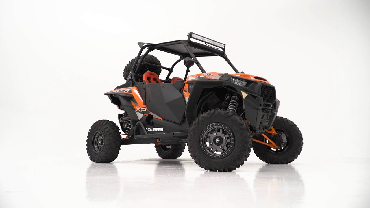 Polaris RZR 1000 Turbo | Anza D558 Simulated Beadlock