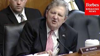 John Kennedy Tears Into Biden Nom Over Past Statements About Kavanaugh
