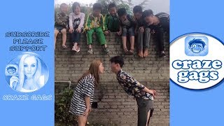 funny china compilation 2019 Indian funniest Whatsapp India funny 2019 People doing stupid things p5