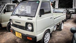 1982 Suzuki Carry ST30 550cc K-Car Mini Truck   #枯れ萌・スズキ キャリイ トラック