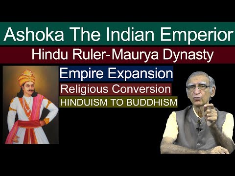 Ashoka The Great  Emperior | Spread  Buddhism | Bio | History | By Dr Ram Puniyani.