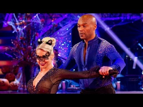 Colin Salmon & Kristina Salsa to 'Superstition' - Strictly Come Dancing 2012 - BBC One