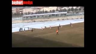 Bayburtspor 2 - 0 Patnos , Recep Serkan