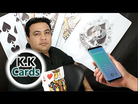 Mr. KK Cheating Playing Cards Game For Andar Bahar Latest Nokia Phone Scanner|| 9811251277