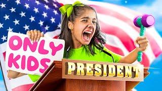 Если бы ребенок стал президентом