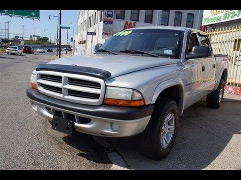 2001 Dodge Dakota Sport Pick Up