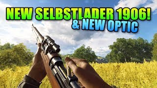 Fully Upgraded Selbstlader 1906 For Recon!   Battlefield 5 Weapon Review