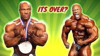 IT'S OVER? - MR.OLYMPIA 2020 - PHIL HEATH MOTIVATION