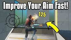 Never Miss Another Shot! - The Ultimate Fortnite Aim Training Routine!