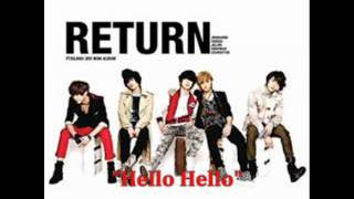 [MP3 DOWNLOAD] FT Island-  Hello Hello w/ Romanized & English Lyrics