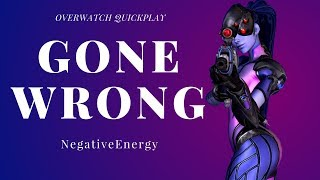 OVERWATCH QUICKPLAY (GONE SEXUAL,GONE WRONG,GUNS PULLED) **NOT CLICKBAIT**