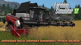 Let's Play Farming Simulator 17 #7 - Jęczmienne żniwa, kampania buraczana i totalny bałagan