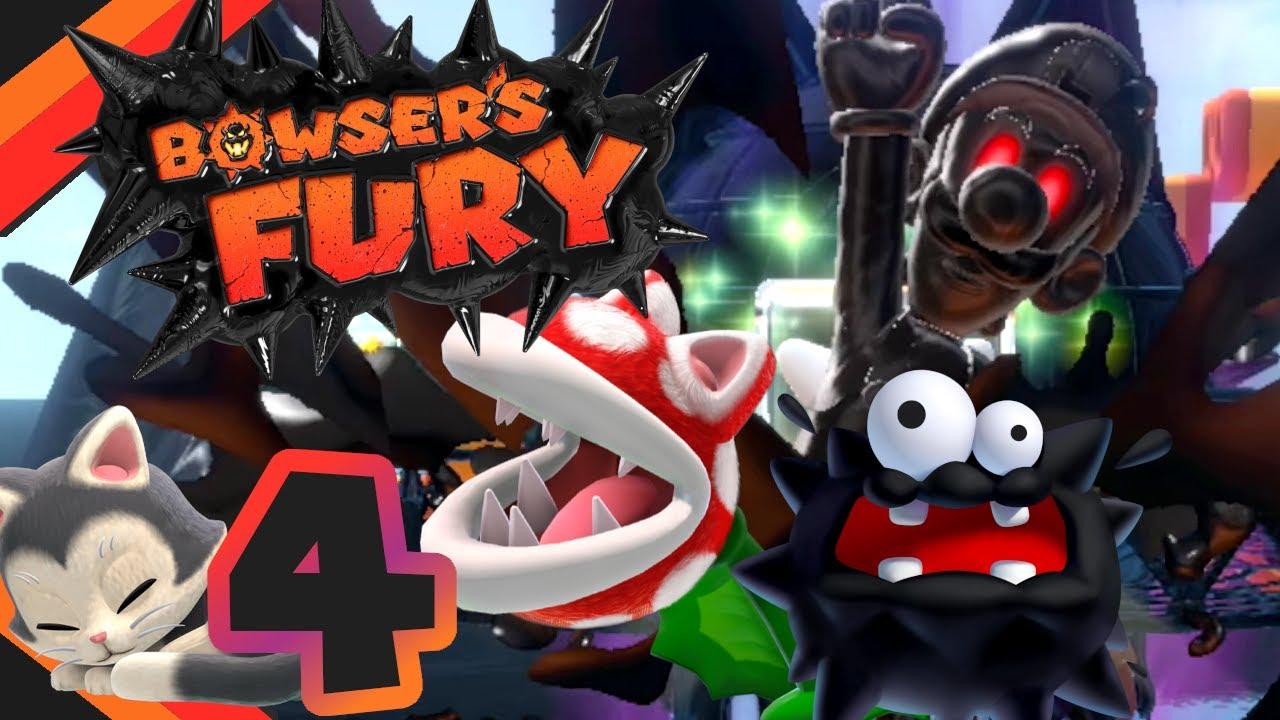 Download Wutschatten auf den Riskanten Röllchenhöhen 😼 BOWSER'S FURY [Nintendo Switch Let's Play]