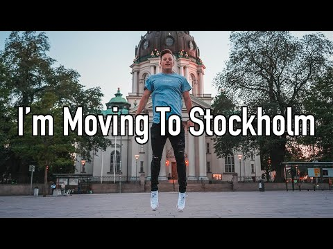 I'm Moving To Stockholm