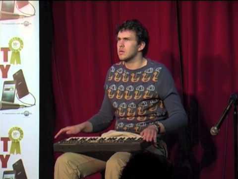Tom Taylor - Chortle Student Comedy Award 2013 Leeds Heat