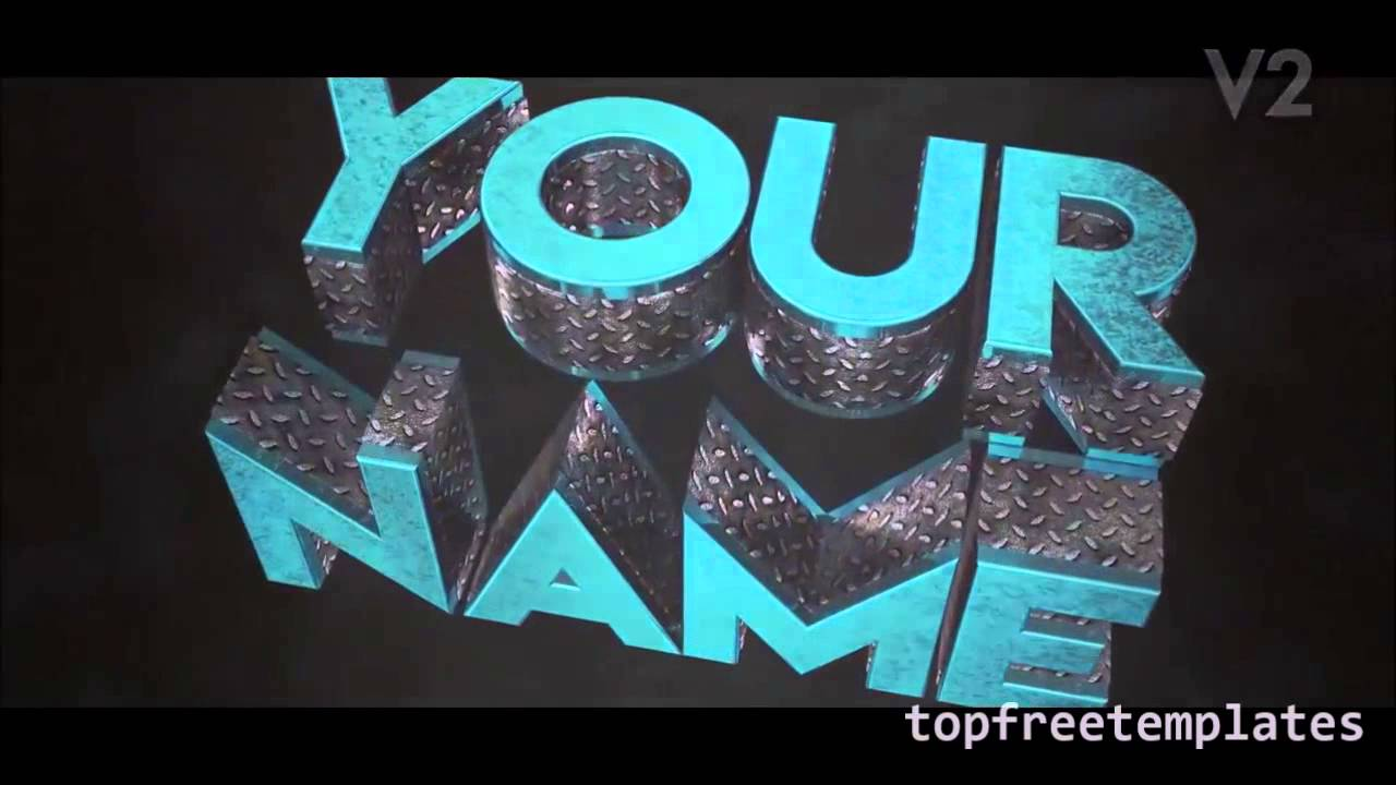 best top 10 intro template 2015 11 blender after effects