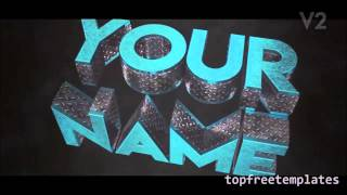 (Best) Top 10 Intro Template 2015 #11 - Blender, After Effects & Cinema 4D + FREE Download