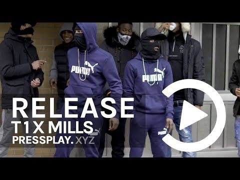 #OTR T1 x Mills - Serious Members (Music Video)