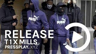 #OTR T1 x Mills - Serious Members (Music Video)