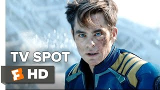 Star Trek Beyond Extended TV SPOT - Change (2016) - Chris Pine Movie