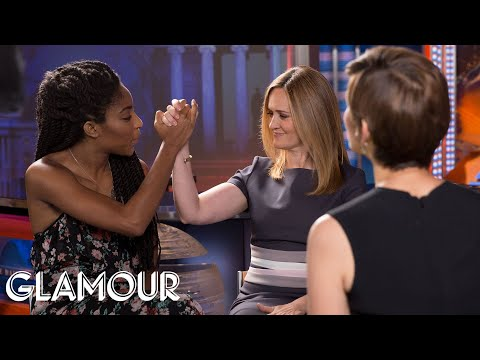 The Daily 's Samantha Bee and Jessica Williams Share Workplace Dos & Don'ts – Glamour