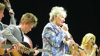 Rod Stewart, Grace, Las Vegas, June 12, 2018