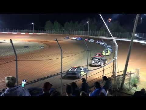 Warrior Race Team final laps SCDRA at Screven Motor Speedway 2/17/18