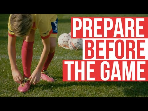 How To Prepare Before A Soccer Game So You Dominate - 3 Things