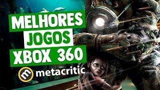 TOP 10 - Melhores Jogos do XBOX 360 (Metacritic)