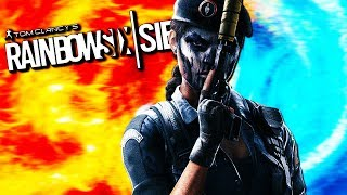 PINK EYE!  - R6S Funny Moments and Gameplay!